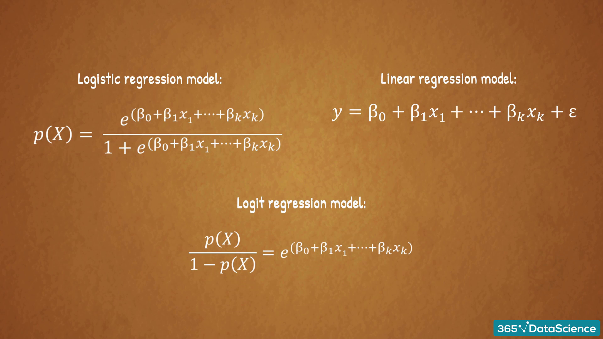 Machine Learning Regression