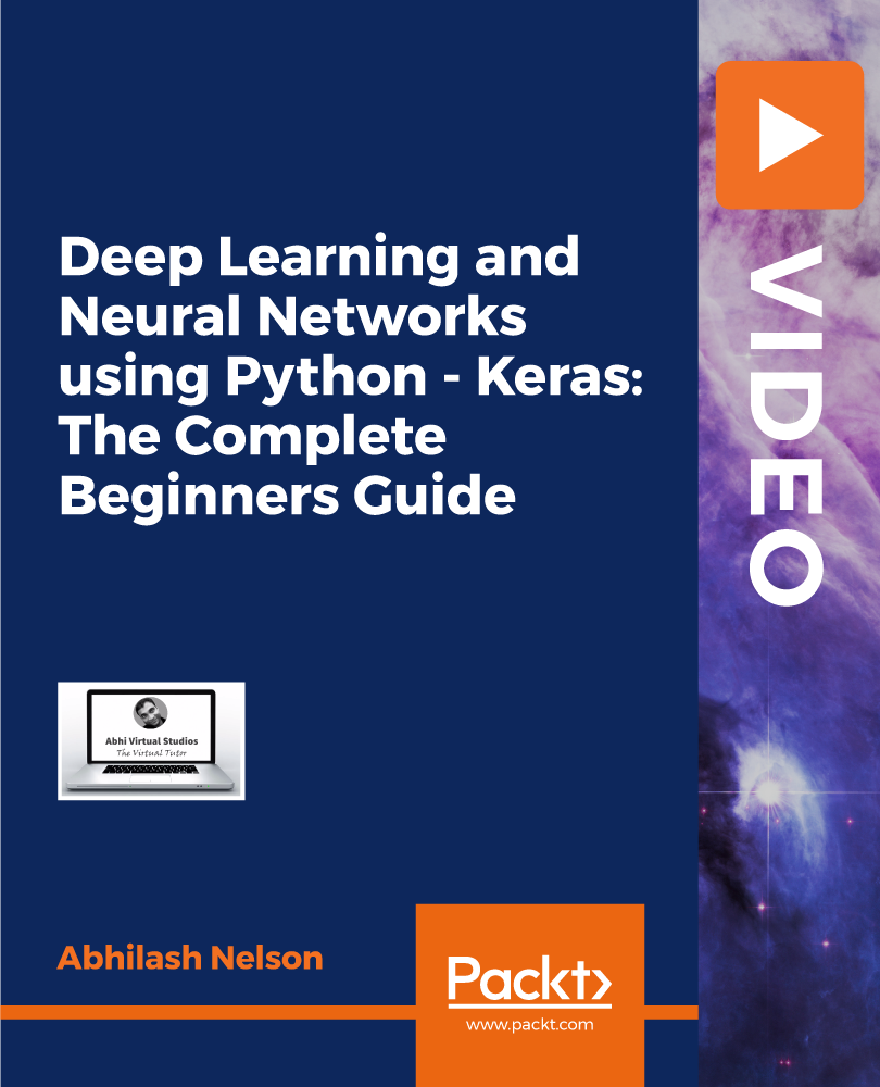 Deep Learning and Neural Networks using Python – Keras